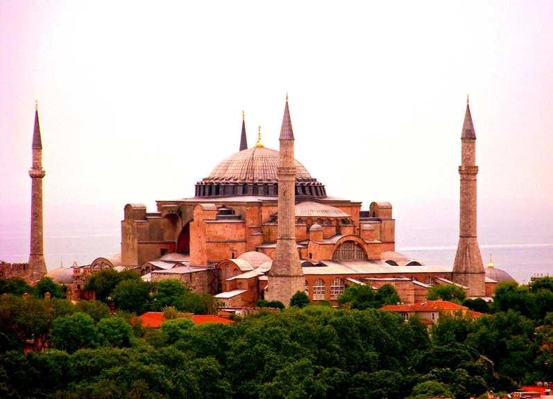 Hagia Sofia klein